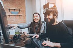 FP Grado Superior Animaciones 3D, Juegos y Entornos Interactivos