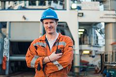 Técnico Superior en Transporte Marítimo y Pesca de Altura
